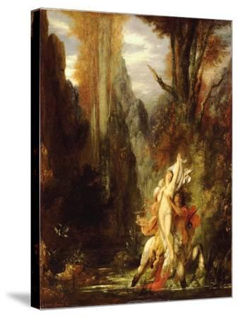 Dejanira (Autumn), c.1872-3-Gustave Moreau-Stretched Canvas Print