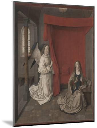 The Annunciation, c.1450-55-Dirck Bouts-Mounted Giclee Print