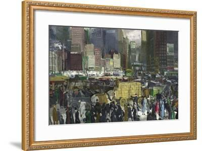 New York, 1911-George Wesley Bellows-Framed Giclee Print