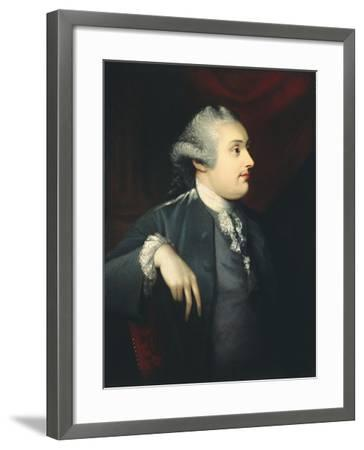 William Henry Cavendish Bentinck, 3rd Duke of Portland, c.1774-Matthew Pratt-Framed Giclee Print