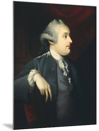 William Henry Cavendish Bentinck, 3rd Duke of Portland, c.1774-Matthew Pratt-Mounted Giclee Print