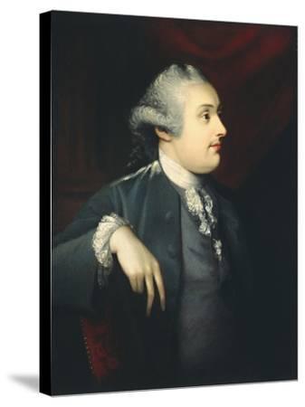 William Henry Cavendish Bentinck, 3rd Duke of Portland, c.1774-Matthew Pratt-Stretched Canvas Print