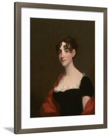 Ann Calvert Stuart Robinson (Mrs. William Robinson), c.1804-Gilbert Stuart-Framed Giclee Print