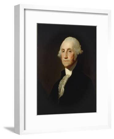 George Washington, c.1803-5-Gilbert Stuart-Framed Giclee Print