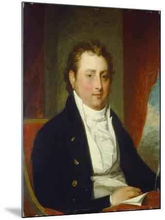 Edward Stow, c.1803-Gilbert Stuart-Mounted Giclee Print