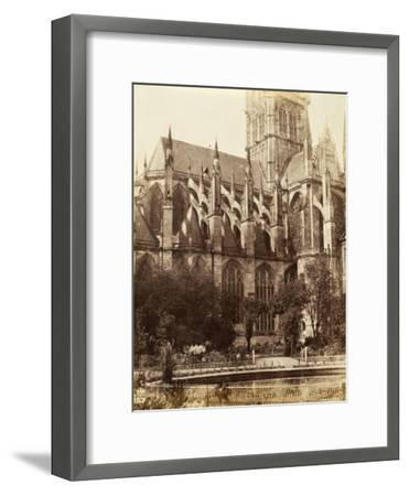 St. Oven, Rouen. 1856-Alfred Capel-Cure-Framed Giclee Print