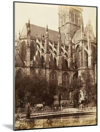 St. Oven, Rouen. 1856-Alfred Capel-Cure-Mounted Giclee Print