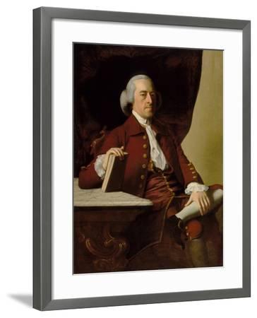 Portrait of Joseph Scott, c.1765-John Singleton Copley-Framed Giclee Print