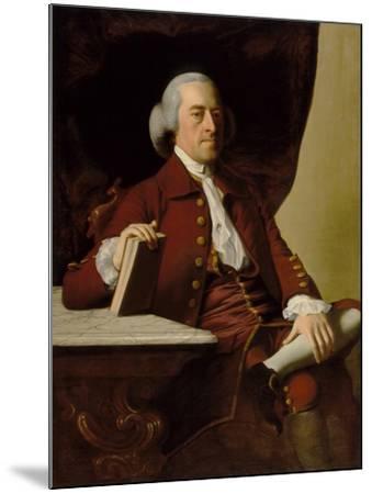 Portrait of Joseph Scott, c.1765-John Singleton Copley-Mounted Giclee Print