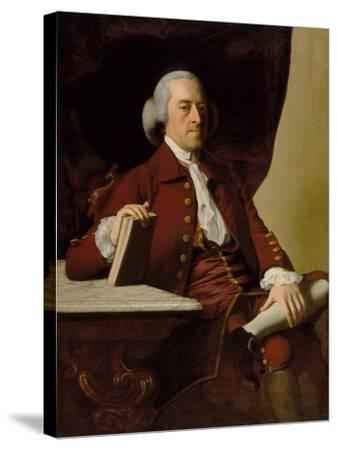 Portrait of Joseph Scott, c.1765-John Singleton Copley-Stretched Canvas Print