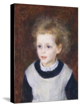 Marguerite-Thérèse (Margot) Berard, 1879-Pierre-Auguste Renoir-Stretched Canvas Print