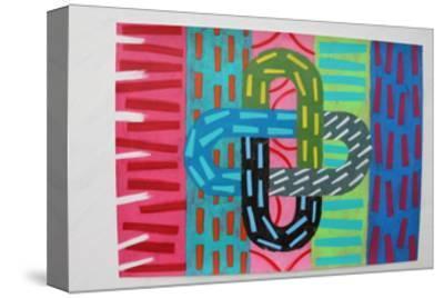 M 18-Sara Hayward-Stretched Canvas Print
