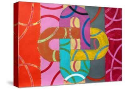 M 12-Sara Hayward-Stretched Canvas Print