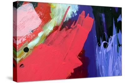 Abstract 10-Sara Hayward-Stretched Canvas Print
