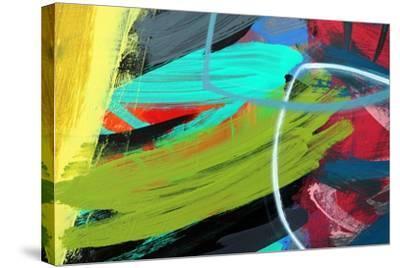 Abstract 55-Sara Hayward-Stretched Canvas Print