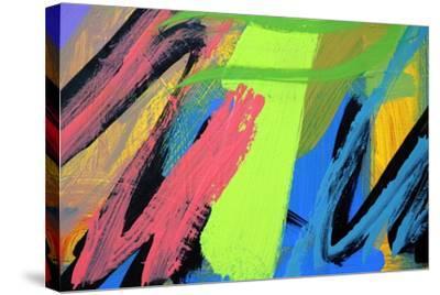 Abstract 62-Sara Hayward-Stretched Canvas Print