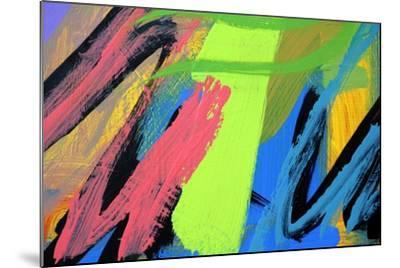 Abstract 62-Sara Hayward-Mounted Giclee Print