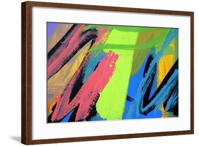 Abstract 62-Sara Hayward-Framed Giclee Print