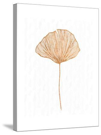 Copper Botanical 3-Kimberly Allen-Stretched Canvas Print
