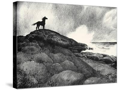Moifaa; Stanger Than Fiction-C.W. Anderson-Stretched Canvas Print