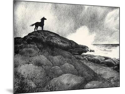Moifaa; Stanger Than Fiction-C.W. Anderson-Mounted Art Print