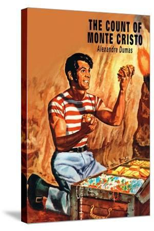 The Count Of Monte Christo--Stretched Canvas Print