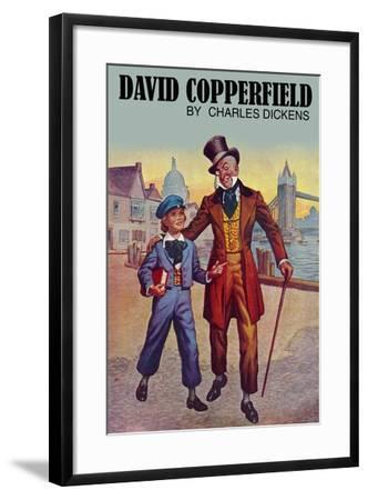 David Copperfield--Framed Art Print