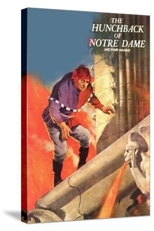 The Hunchback Of Notre Dame--Stretched Canvas Print