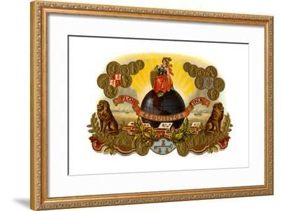 Flor Esqisitos Fina--Framed Art Print