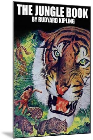 The Jungle Book--Mounted Art Print