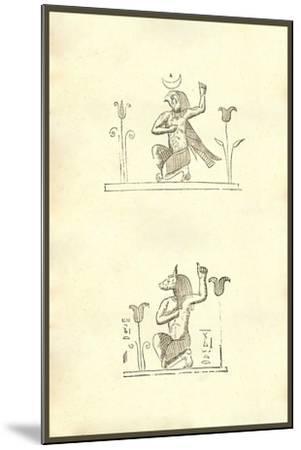 Aries Biceps-Ulisse Aldrovandi-Mounted Art Print