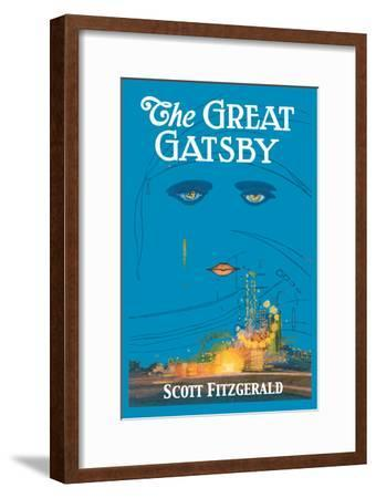 The Great Gatsby-Francis Cugat-Framed Premium Giclee Print