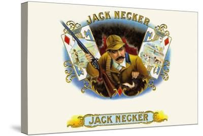 Jack Necker--Stretched Canvas Print