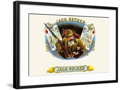 Jack Necker--Framed Art Print
