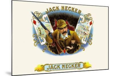 Jack Necker--Mounted Art Print
