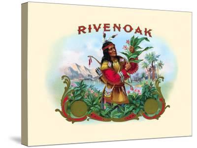 Rivenoak--Stretched Canvas Print
