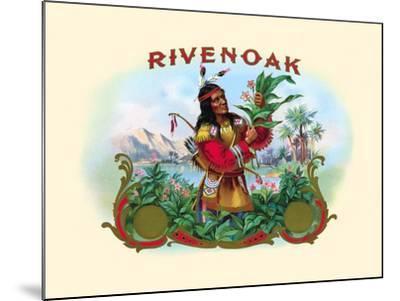 Rivenoak--Mounted Art Print