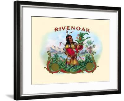 Rivenoak--Framed Art Print