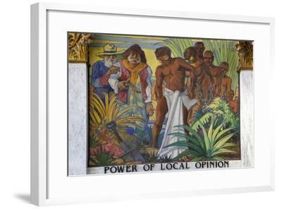 Power Of Local Opinion-Carol Highsmith-Framed Art Print