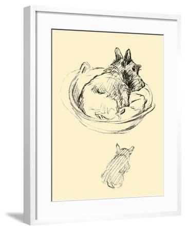 Janet-Lucy Dawson-Framed Art Print