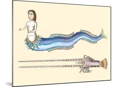 Sirenae-Samuel Fallours-Mounted Art Print