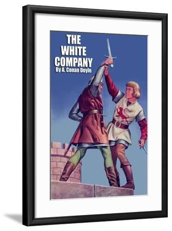 The White Company--Framed Art Print
