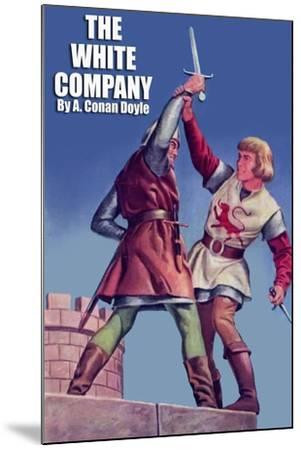 The White Company--Mounted Art Print