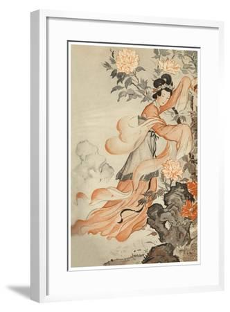 Garden Spirit--Framed Art Print