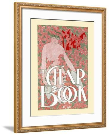 The Chap-Book May-Will Bradley-Framed Art Print