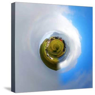 It's a Small World 21-Philippe Sainte-Laudy-Stretched Canvas Print