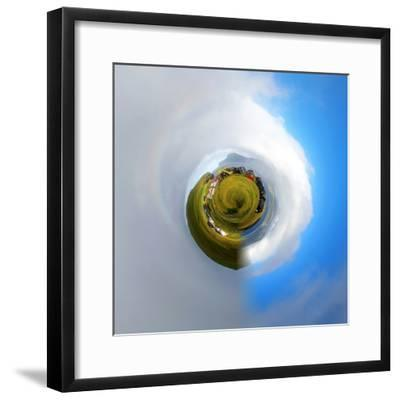 It's a Small World 21-Philippe Sainte-Laudy-Framed Photographic Print