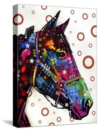 Horse-Dean Russo-Stretched Canvas Print