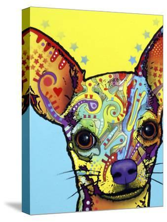 Chihuahua I-Dean Russo-Stretched Canvas Print