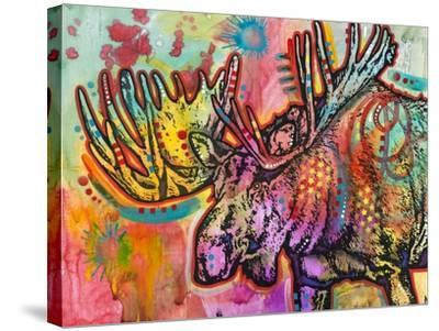 Moose-Dean Russo-Stretched Canvas Print